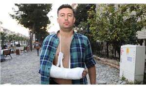 Gaziemir Belediyesi: Basın çalışanlarımız saldırıya uğradı