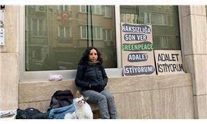 Greenpeace çalışanı adalet istiyor