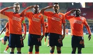 UEFA, MedipolBaşakşehir'e 'asker selamı' nedeniyle kınama cezası verdi