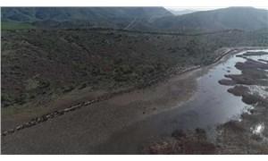 Yeni 'Dipsiz Göl' olma tehlikesi yaşayan 'İris Gölü' ile ilgili Bakanlık'tan açıklama
