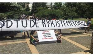 AKP ODTÜ ısrarından vazgeçmiyor: 'Saray yetkilileri inceleme yaptı'