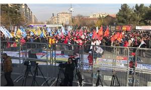 Diyarbakır'da emekçiler alandaydı: Barış, demokrasi, insanca bir yaşam!