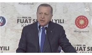 Erdoğan'dan CHP'ye: Siz dikili ağaçları söken bir zihniyet değil misiniz?