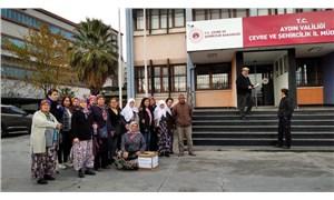 Aydın'da ÇED raporuna itiraz