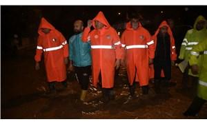 Adana'da sel | Zeydan Karalar: Altyapı sorunu bizden kaynaklanmıyor