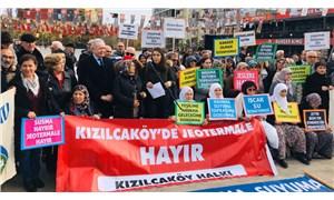 Aydın'da Kızılcaköy halkı ayakta: ÇED raporu iptal edilsin