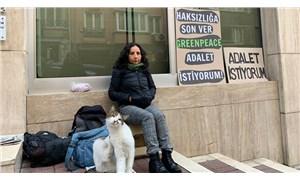 Greenpeace özür diledi oturma eylemi sona erdi