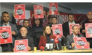 Çerkezoğlu: Asgari ücret insan onuruna yakışır bir ücretten çok uzak
