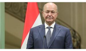 Irak Cumhurbaşkanı Salih'ten istifa sinyali