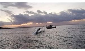 VanGölü'nde göçmenleri taşıyan tekne battı: 7 ölü