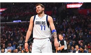 Doncic sakatlıktan döndü, Mavericks kazandı
