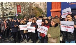SOL Parti'nin ilk eylemi Kanal İstanbul'a karşı: İhanet projesini durdurabiliriz!