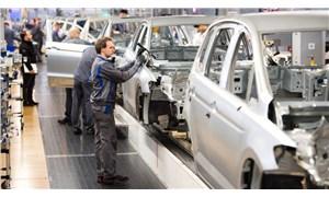 Üretim yüzde 7, ihracat yüzde 6 azaldı