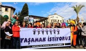 Antalya'da Las Tesis dansına polis engeli