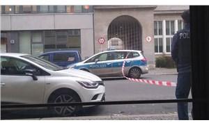 Berlin'de silahlı soygun girişimi