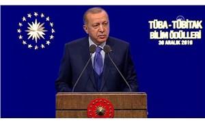 Erdoğan yineledi: Kanal İstanbul'u istemeseler de yapacağız