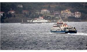 Kuzey Ege ve Güney Marmara'daki adalara deniz ulaşımı sağlanamıyor