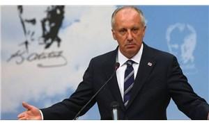 Muharrem İnce: CHP adayı doğal Cumhurbaşkanı adayıdır