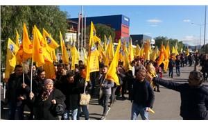 DERİTEKS İzmir Şubesi: Sahte sigorta aldatmacasına izin vermeyeceğiz