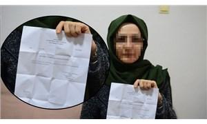 Ehliyetini yenilemeye giden kadın evli olduğunu öğrendi