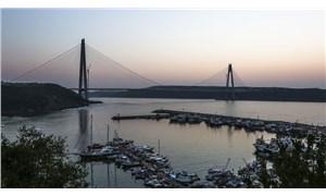 Yavuz Sultan Selim ve Osmangazi köprülerinin geçiş ücretlerine yüzde 14 zam