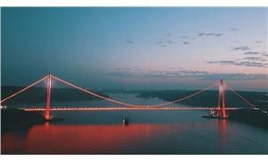 3'üncü köprü gidiş geliş 44 lira