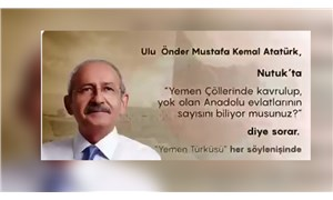 Kılıçdaroğlu'ndan Yemen türkülü 'Libya' videosu