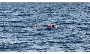 Fethiye açıklarında göçmenleri taşıyan bot battı: 8 ölü