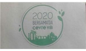Çevre davalarından çekilen AKP'li Bergama Belediyesi, 2020 yılını 'Çevre yılı' ilan etti