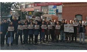 İstanbul'da okurlarımızdan BirGün'e destek: Arkasında halk var
