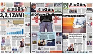 Yılın en iyileri'nde BirGün'den üç manşet