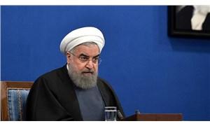 Ruhani'den Trump'ın tehditlerine yanıt
