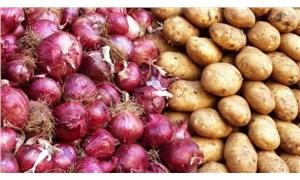 Patates ve kuru soğanın yurt dışına ihracatına kısıtlama