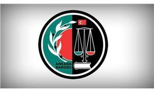 Avukatlardan Ankara Barosu'na tepki: Hukuk Kurultayı'nda Saray temsilcisi konuşamaz!