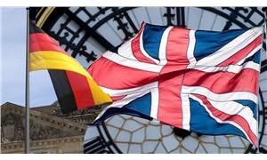 İngiltere ve Almanya İran'ın ABD'ye yönelik saldırılarını kınadı