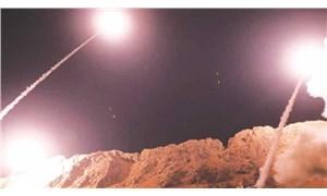 İran'dan Irak'taki ABD üslerine füze saldırısı