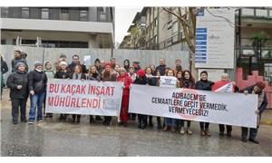 Tibaş Parkı gönüllüleri eylemlerini sürdürüyor: AKP'li belediye hukuk tanımıyor