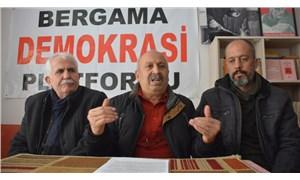 Bergama'da Ensar Vakfı'nın motivasyon seminerlerine tepki