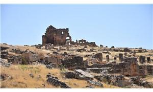 Diyarbakır'da bulunan Zerzevan Kalesi için UNESCO süreci başladı