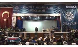 İzmir'deki tarikat etkinliği Meclis gündeminde