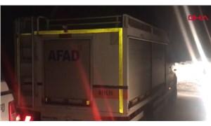 Nemrut'ta mahsur kalan 5 kişi kurtarıldı