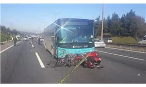 TEM Otoyolu'nda kaza: 2 ölü