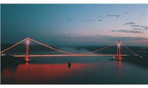 Yavuz Sultan Selim Köprüsü'nün Çinlilere satışına onay