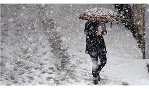 Meteoroloji'den 4 il için kar yağışı uyarısı