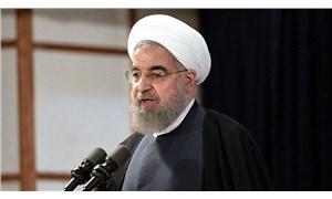 Ruhani, Ukrayna Devlet Başkanı Zelenskiy'den özür diledi