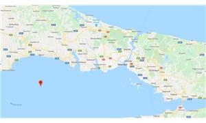 Son Dakika | İstanbul'da 4.8'lik deprem!