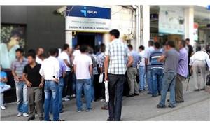 İşsizlik arttı, istihdam daraldı