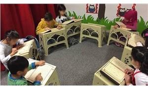Okul öncesinde dini eğitim gören çocukların yaşadıkları: Çocuklar tabuttan ölümden bahsediyor