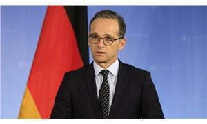 Almanya Dışişleri Bakanı:  İran başka ülkelerin iç işlerine karışmasın