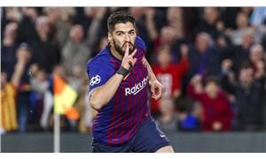 Barcelona'da Suarez 4 ay sahalardan uzak kalacak